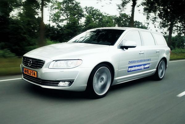 Volvo #ruimtenodig?